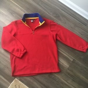 Tommy Hilfiger Men's Vintage Fleece Rare Medium